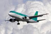 EI-DVH - Aer Lingus Airbus A320 aircraft