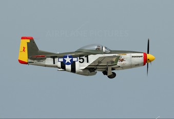 N751TX - Private Titan T51 Mustang