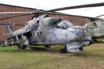 0220 - Czechoslovak - Air Force Mil Mi-24D