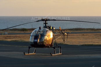 F-GDUE - Heli Club de Bourbon Sud Aviation SA-313 / 318 Alouette II (all models)