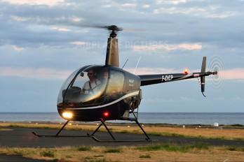 F-OICP - Run Hélicoptères Robinson R22