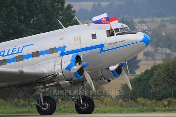HA-LIX - Malev Sunflower Aviation (Gold Ttimer Foundation) Lisunov Li-2
