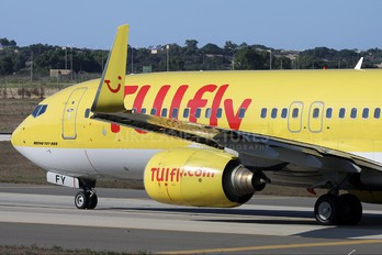 D-AHFY - TUIfly Boeing 737-800