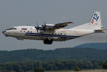 RA-11529 - MiG Design Bureau Antonov An-12 (all models)