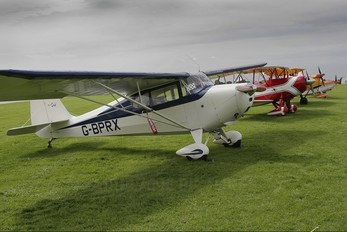 G-BPRX - Private Aeronca Aircraft Corp 11AC Chief