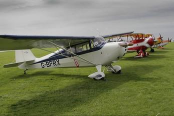 G-BPRX - Private Aeronca Aircraft Corp 11AC Chief