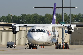 N906FX - FedEx Feeder ATR 42 (all models)