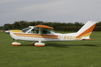G-BRDO - Private Cessna 177 Cardinal