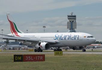 4R-ALA - SriLankan Airlines Airbus A330-200