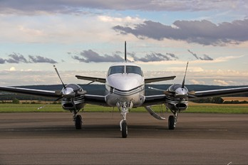 D-IHAH - Private Beechcraft 90 King Air