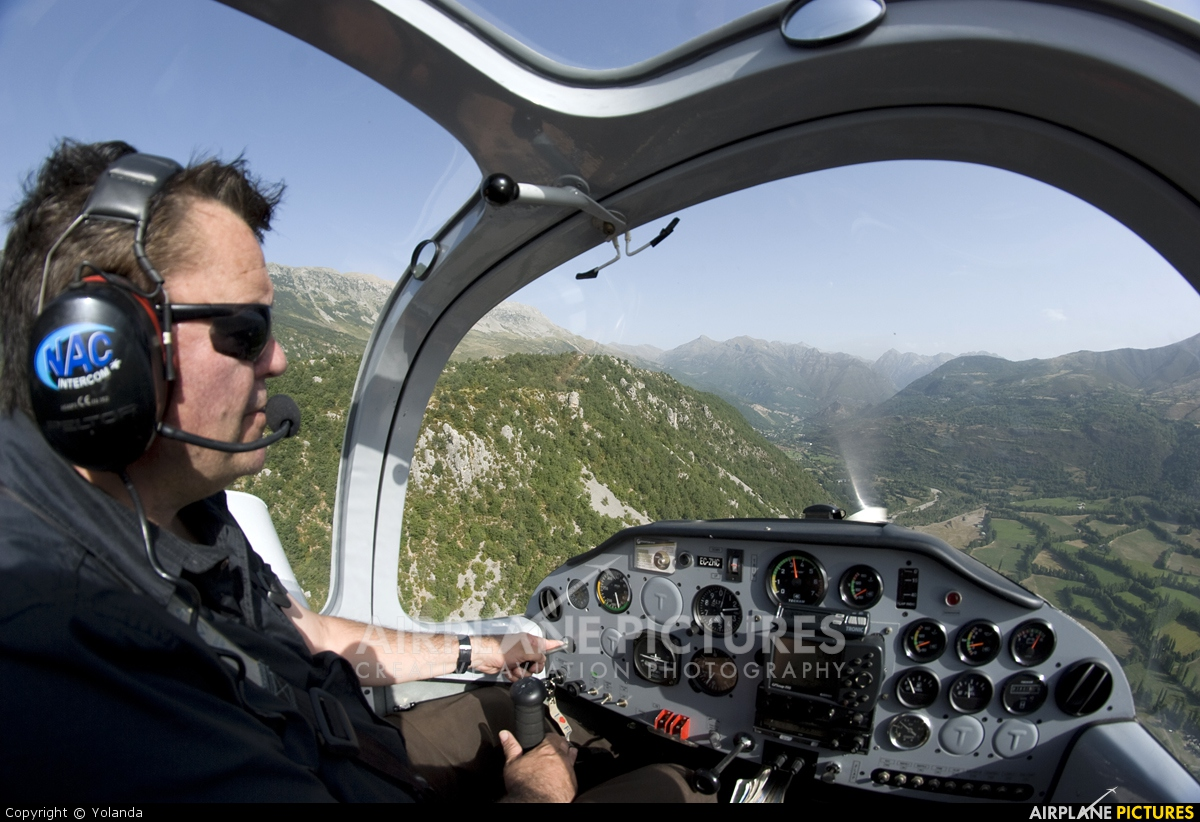 Private EC-ZHC aircraft at In Flight - Spain