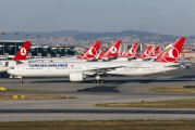 TC-JJJ - Turkish Airlines Boeing 777-300ER aircraft