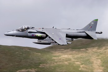 ZD466 - Royal Air Force British Aerospace Harrier GR.7