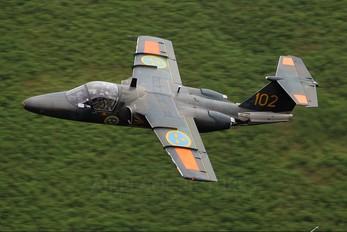 60102 - Sweden - Air Force SAAB SK 60