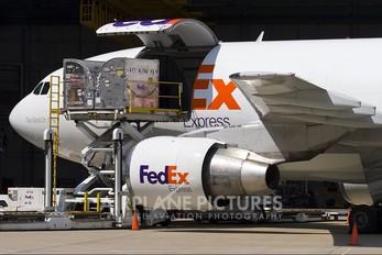 N421FE - FedEx Federal Express Airbus A310F