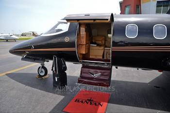 N125JW - Private Learjet 25