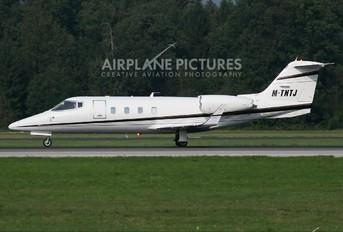 M-TNTJ - Private Learjet 55