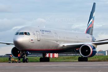 VP-BAV - Aeroflot Boeing 767-300