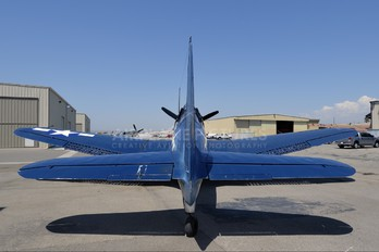 NX670AM - Air Museum Chino Douglas SBD-5 Dauntless