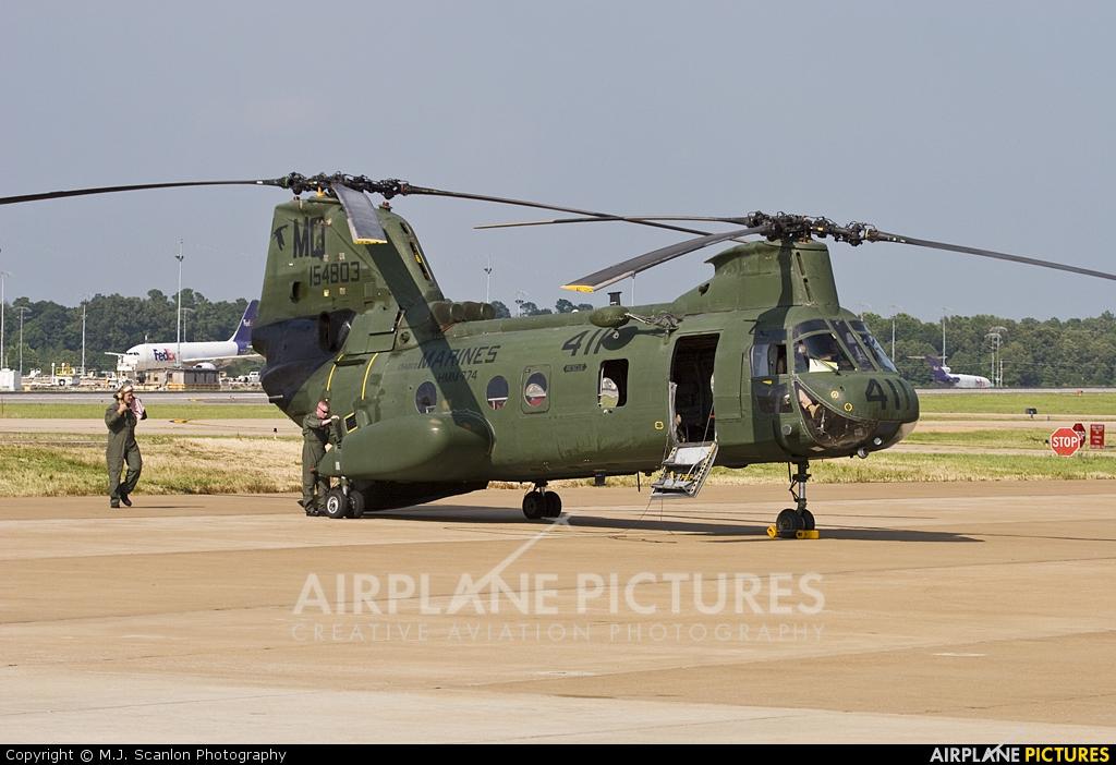 USA - Marine Corps 154803 aircraft at Memphis Intl