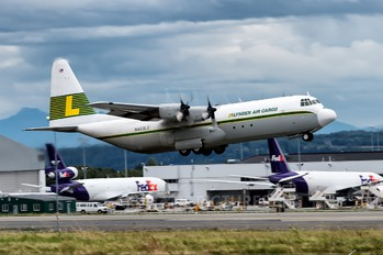 N403LC - Lynden Air Cargo Lockheed L-100 Hercules