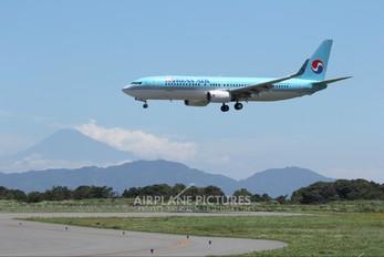 HL8241 - Korean Air Boeing 737-800