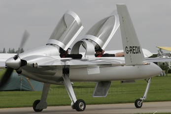 G-REDX - Private Experimental Aviation Burkut