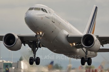 F-GRHL - Air France Airbus A319