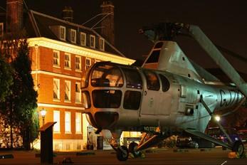 WG751 - Royal Navy Westland Dragonfly IA