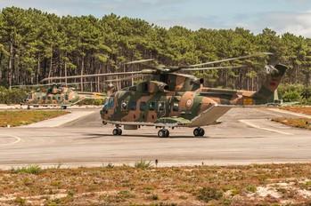 19612 - Portugal - Air Force Agusta Westland AW101 514 Merlin (Portugal)