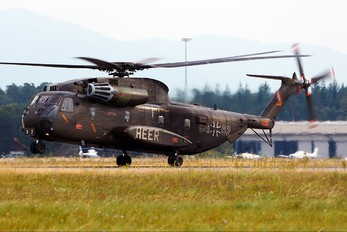 84+82 - Germany - Army Sikorsky CH-53G Sea Stallion
