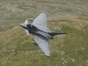ZJ941 - Royal Air Force Eurofighter Typhoon FGR.4