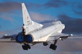 26 - Russia - Air Force Tupolev Tu-22M3