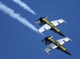 ES-TLG - Breitling Jet Team Aero L-39C Albatros aircraft