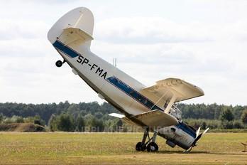 SP-FMA - Aeroklub Bydgoski Antonov An-2