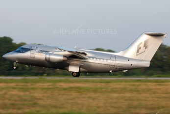 G-OFOA - Private British Aerospace BAe 146-100/Avro RJ70