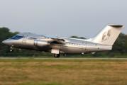 G-OFOA - Private British Aerospace BAe 146-100/Avro RJ70 aircraft