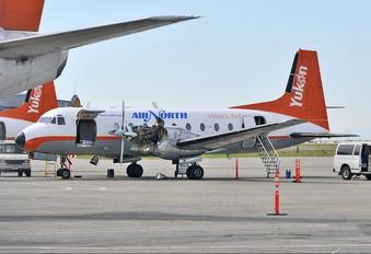 C-FYDU - Air North Hawker Siddeley HS.748