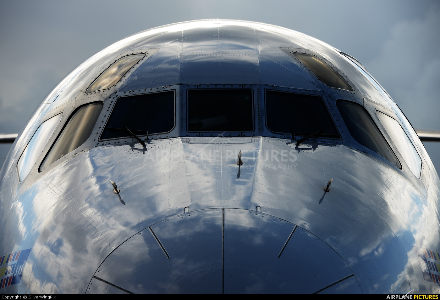 SAS - Scandinavian Airlines OY-KHU aircraft at Undisclosed location