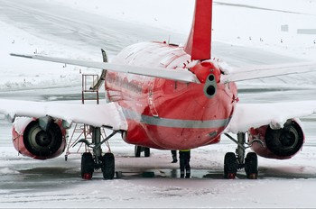 UR-AAQ - Aerosvit - Ukrainian Airlines Boeing 737-700