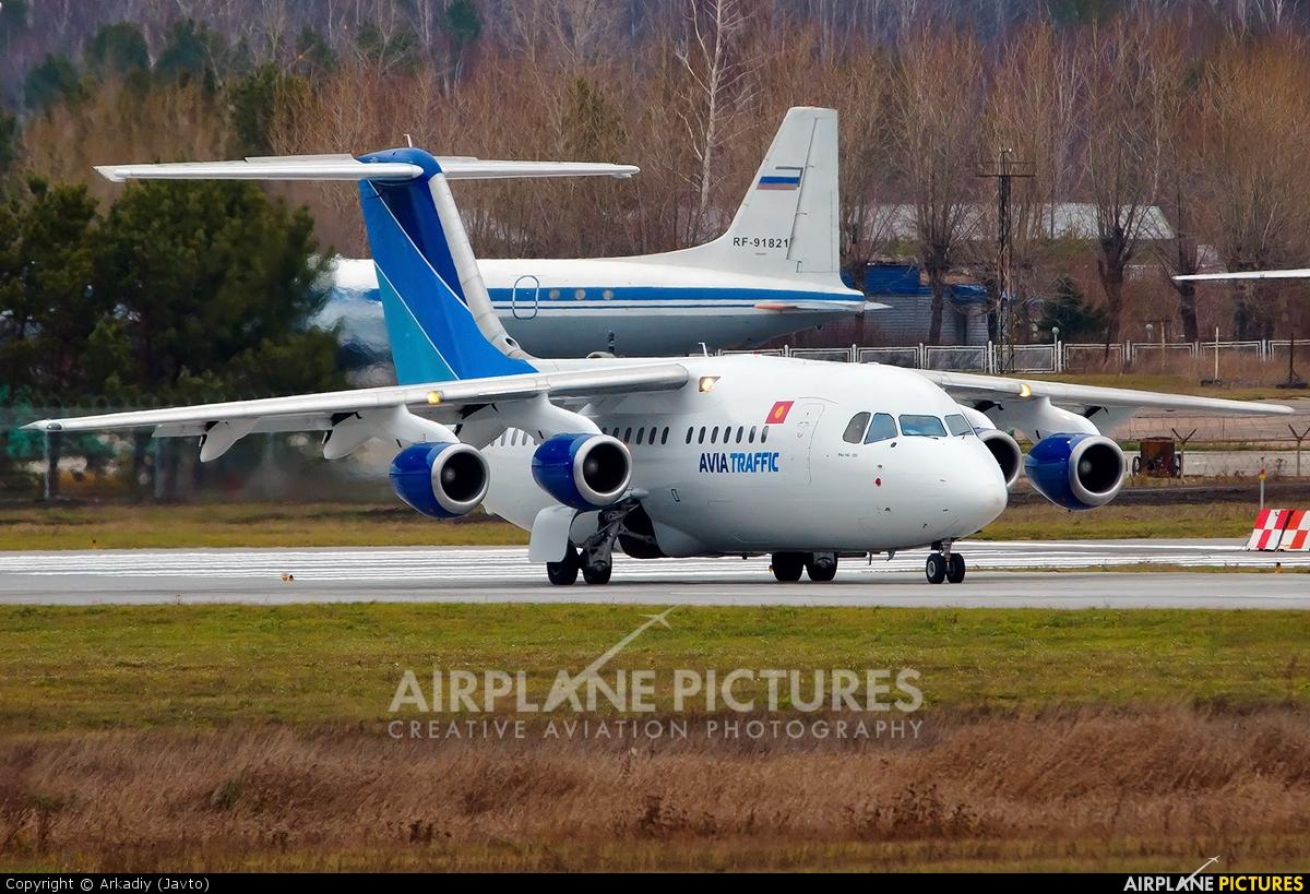 Avia Traffic Company EX-27007 aircraft at Koltsovo - Ekaterinburg