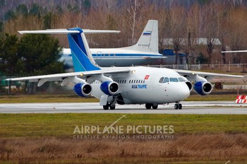 EX-27007 - Avia Traffic Company British Aerospace BAe 146-200/Avro RJ85