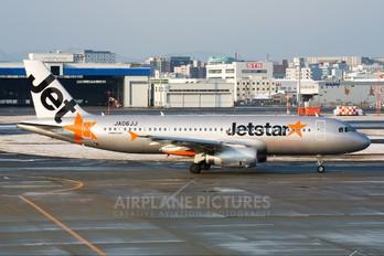 JA06JJ - Jetstar Japan Airbus A320
