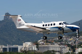 83-0496 - USA - Air Force Beechcraft C-12D Huron