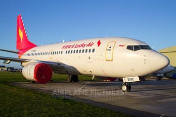 B-5092 - Lucky Air Boeing 737-700