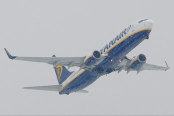 EI-ENB - Ryanair Boeing 737-800