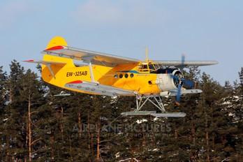 EW-325AB - Belarus - DOSAAF Antonov An-2