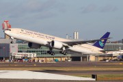 HZ-AK14 - Saudi Arabian Airlines Boeing 777-300ER aircraft