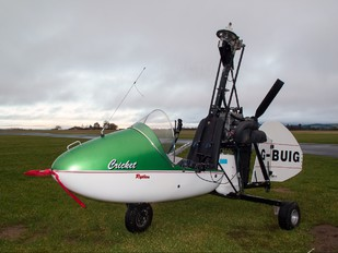 G-BUIG - Private Campbell Replica Cricket