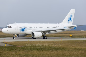 9H-ALX - Comlux Aviation Airbus A319 CJ
